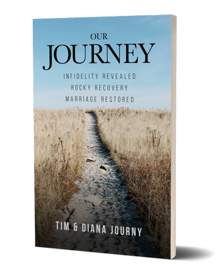 The Book - Our Journey | by Tim & Diana Journy | Saving Marriages