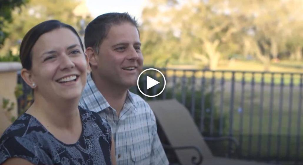 Marriage Coaching, a Video Testimonial Image