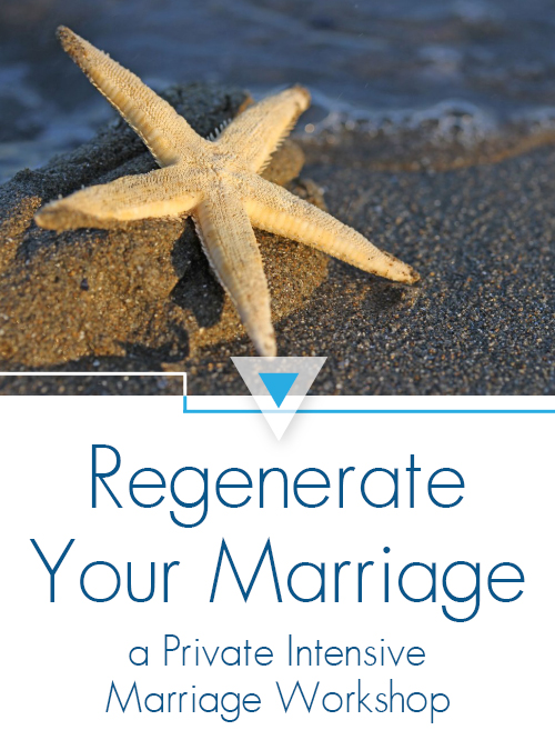 Regenerate Your Marriage Intensive Seminar